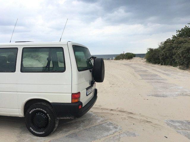 Referenz VW Bus Checker T4 Syncro Kaufberatung