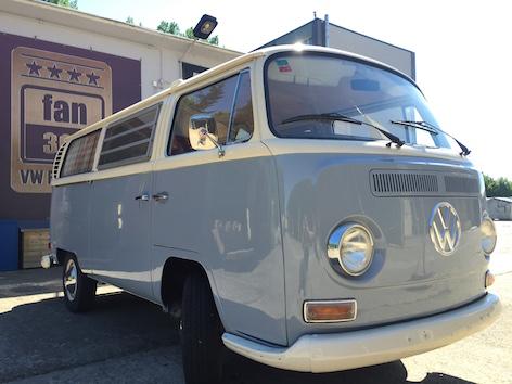 VW Bus T2a TechnikCheck vor der grossen Reise