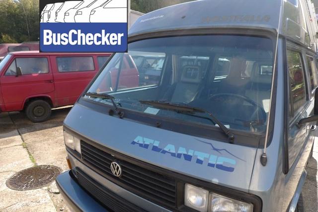 T3 Westfalia HochDachcamper BusChecker Optik 2013 Erfahrungen