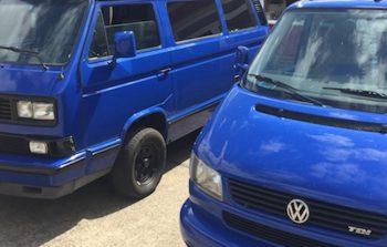 Traum VW Bus finden mit dem Bus Checker