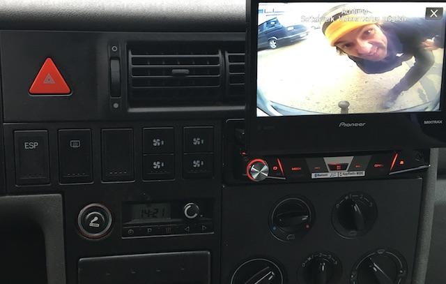 VW Bus Checker Kaufberatung Rueckfahrhilfe
