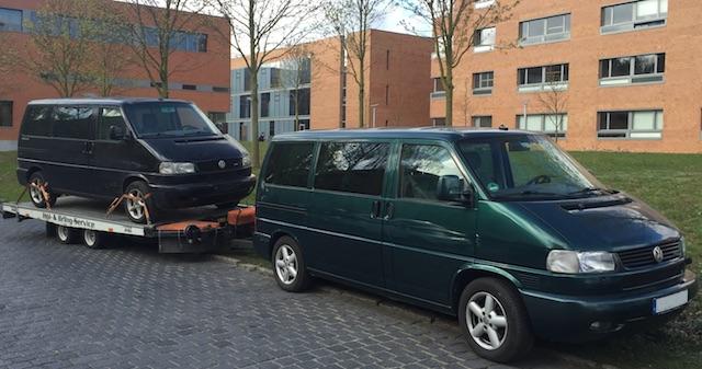 VW Bus T4 Spezialist verkauft seinen VW Bus von privat
