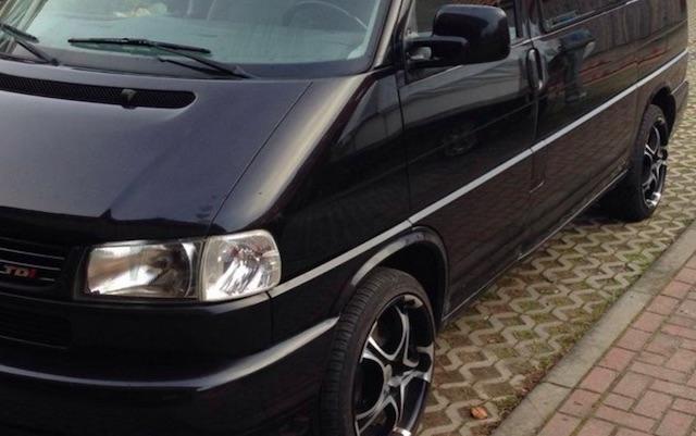 VW Bus T4 chiptuning wenig Kraftstoffverbrauch