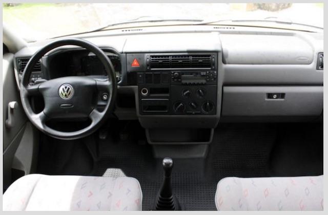 VW Bus T4 wenig Km hoher Preis gerechtfertigt