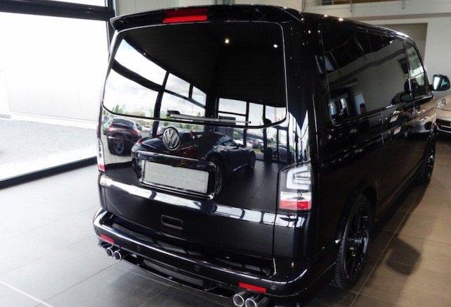 VW T5 Multivan Busbahnhof Test Bus Checker