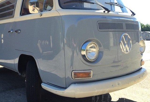 WerkstattCheck vor der grossen Reise VW Bus Checker