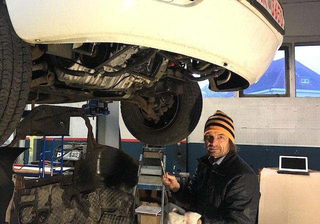 Automatik Getriebe Service VW Bus Checker Gutachter