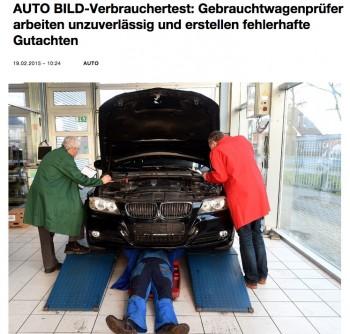 BusChecker low budget Lösungen im Test copyright Bild und Text Autobild