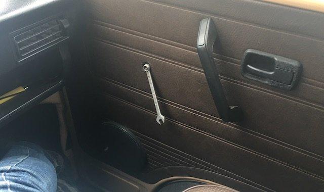 Fensterkurbel VW Bus T3 reparieren