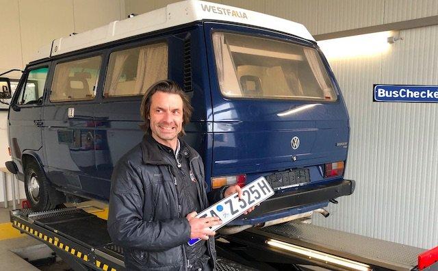 H Kennzeichen VW Bus Erfahrungen BusChecker Moeglichmacher