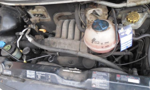 T4 2.4 Diesel mechanisch geregelter Motor