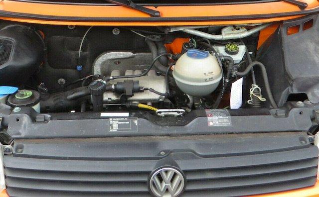 T4 Benziner 2.0 Ltr Motor 62 Kw