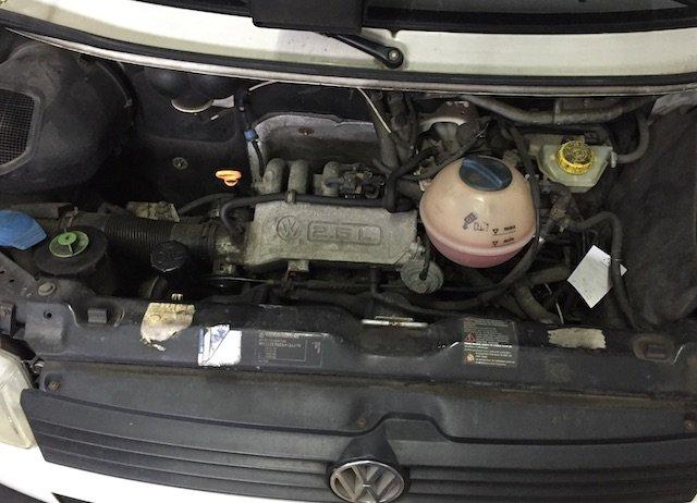 T4 Benzinmotor 5 Zylinder Erfahrungen Gasbetrieb