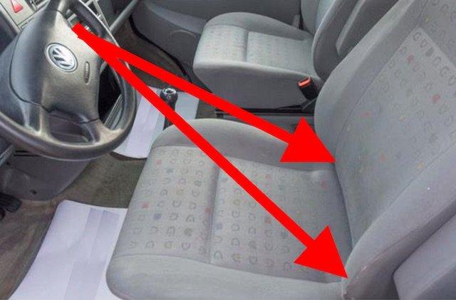 T4 Sitz Generation rampuniert vielleicht gebraucht kaufen