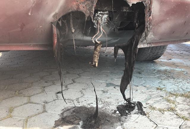 T4 Vorwiederstand Motorluefter brennt