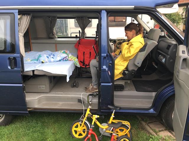 T4 Westfalia Hochdach Camper Kaufberatung VW Bus Checker