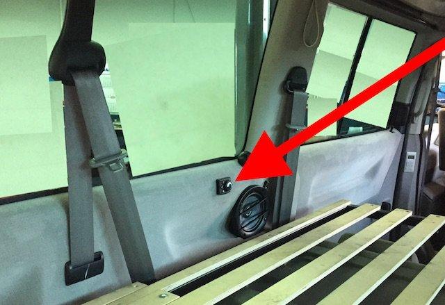 Thermostat Regler im Schlafbereich montieren Test Standheizung VW Bus