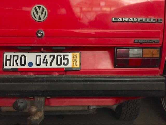 VW BUS UEBERFUEHRUNGSKENNZEICHEN BERATUNG DURCH DEN BUSCHECKER