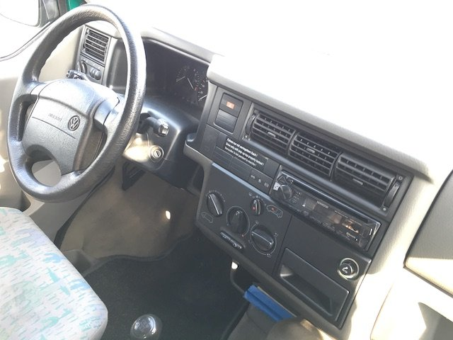 VW BUs T4 Armaturenbrett Modell 1994 bis 1996