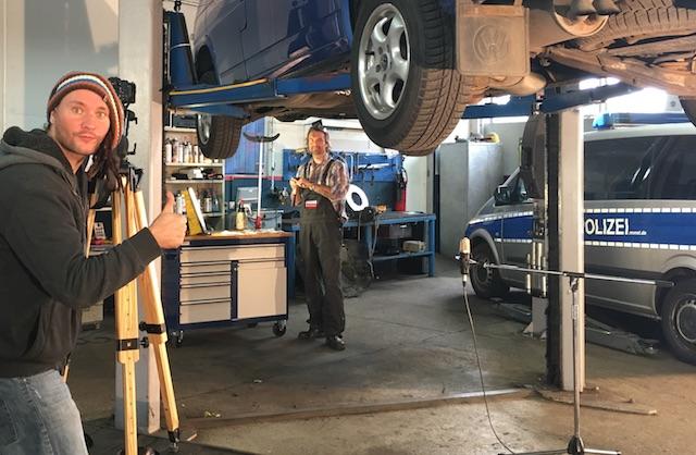 VW Bus Checker 20 Erfahrung als Schrauber und Schreiber