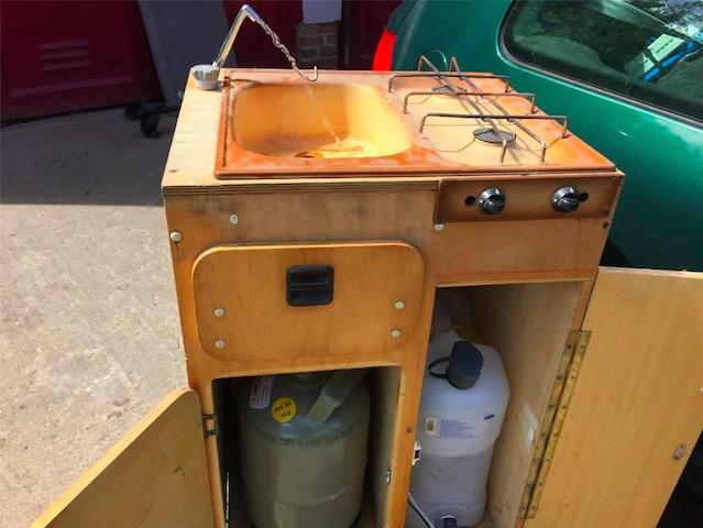 Vw T3 Küchenblock Kühlschrank Kuechenmoebel Kuechenzeilen