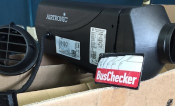 VW Bus Standheizung nachrüsten mit dem BusChecker