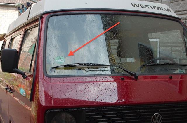VW Bus T3 Partikelfilter mit dem BusChecker