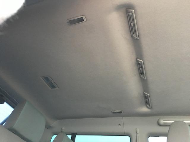 VW Bus T4 Himmel Schmutz Luftausstroemer
