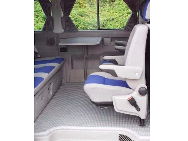 VW Bus T4 Multivan Serie I perfekt inserieriert