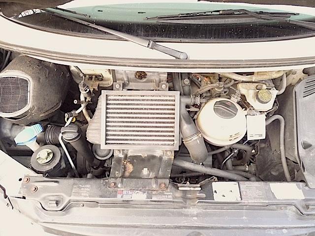 VW Bus T4 Tdi Motorraum nicht gewaschen ist BusCheckers Liebling