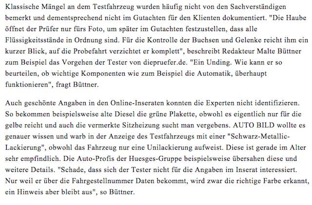 VW Bus begutachten lassen für wenig Geld
