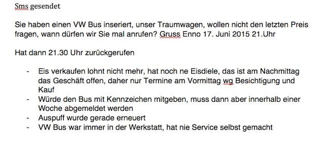 günstige VW Bus Angebote brauchen klevere Vorgehensweisen