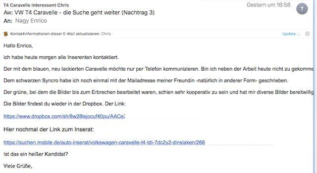 online Kaufberatung VW Bus kostenlos VW BusChecker