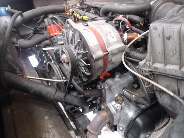 Boxer Benziner per Wasser gekühlt Austauschmotor im VW Bus