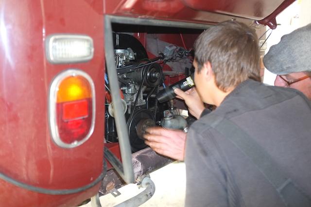 FAN360 VW Bus TechnikCheck empfohlen vom BusChecker