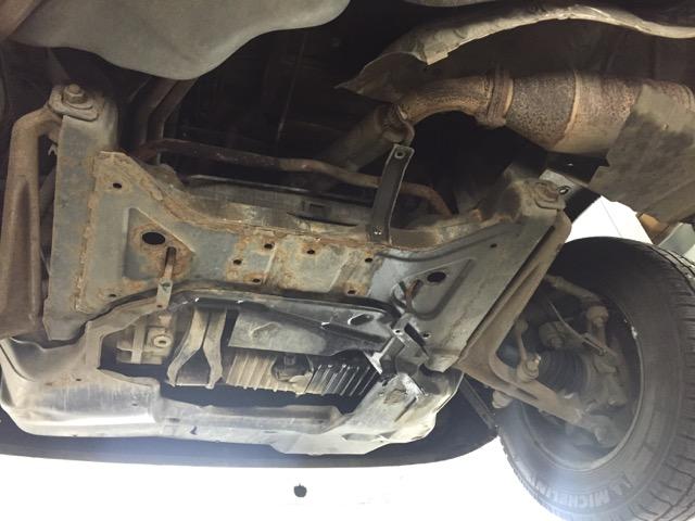 VW Bus T4 Aggregateträger Vorderachse sehr gut erhalten in Fahrrichtung vorwärts