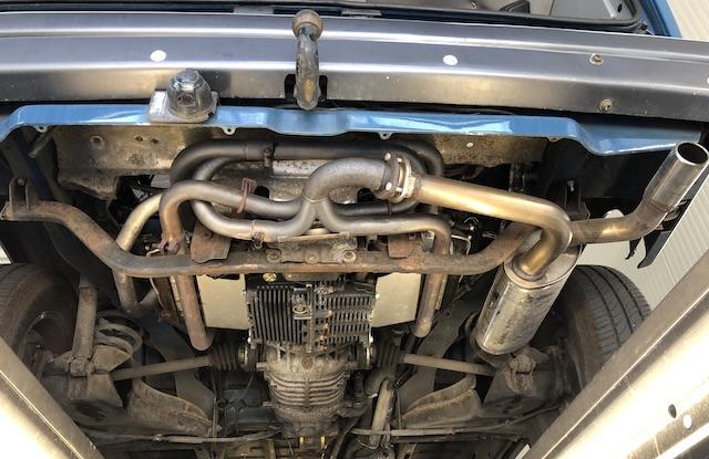 T3 Auspuff Boxer Benziner ein Schalldämpfer Empfehlung BusChecker