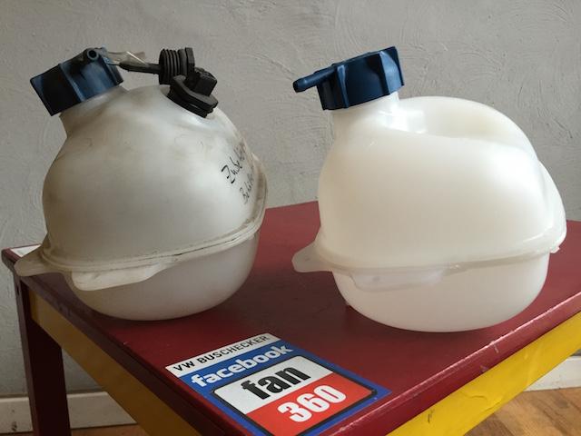 T3 Kühlmittelhauptbehälter besser nicht den billigen