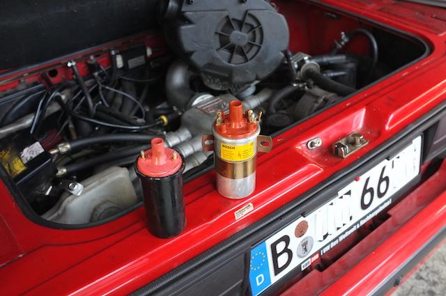 T3 Oettinger Boxer Benziner Motorprobleme durch falsche Zündspule
