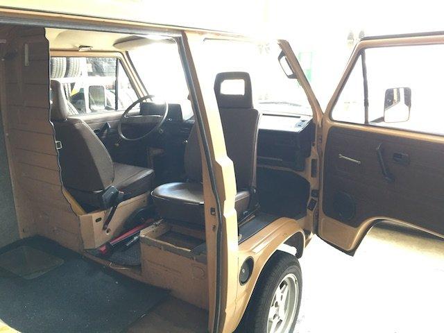 T3 Trennwand ausbauen Freigabe Volkswagen BusChecker