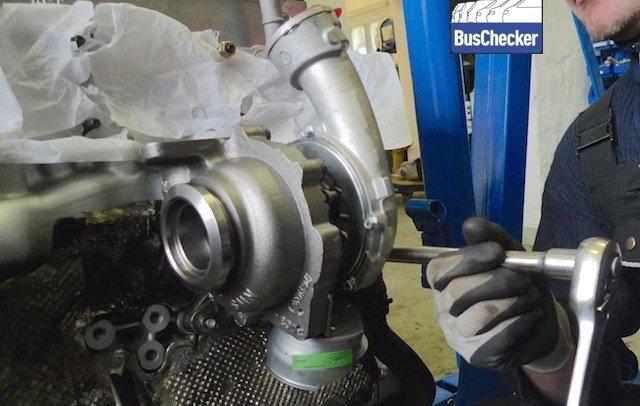 T5 Turbolader defekt Erfahrungen BusChecker