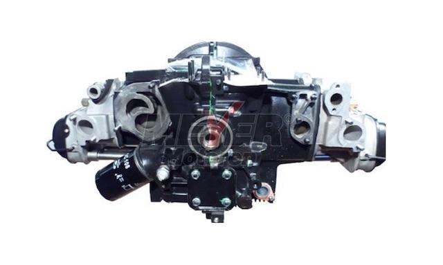 VW Bus Boxer Benziner Rumpfmotor general überholt ohne Anbauteile