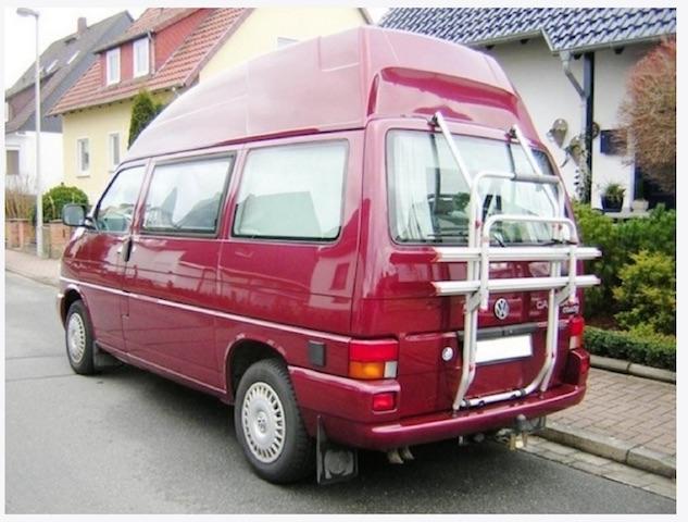 VW Bus T4 HochDachCamper mit Polyroof Dach