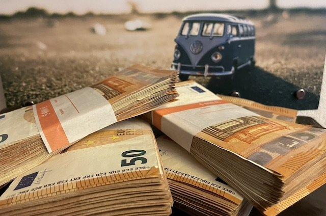 Vom Scheinefund zum Scheunenfund VW Bus kaufen