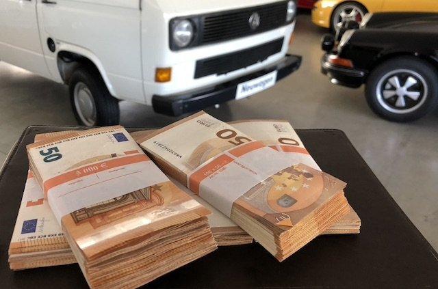 Wertanlage Porsche oder VW Bus
