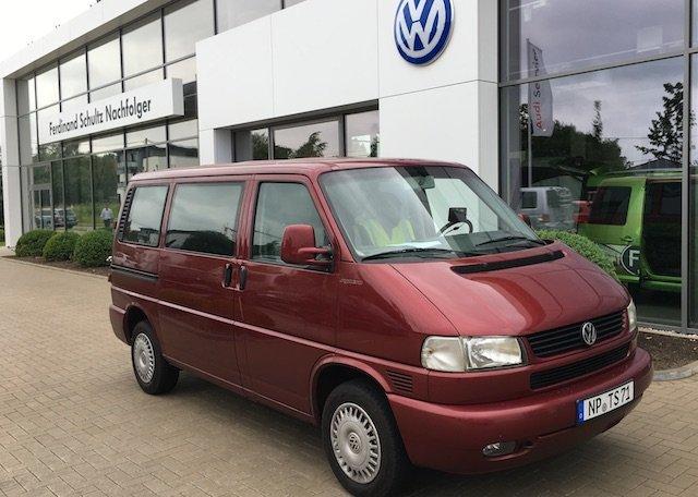 Erfahrungen VW Partner VW Bus T4 mit dem BusChecker