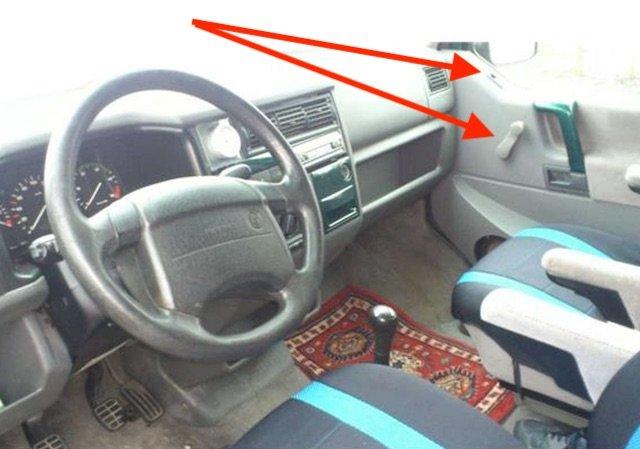 Innenaussttatung VW Bus T4 kaufen