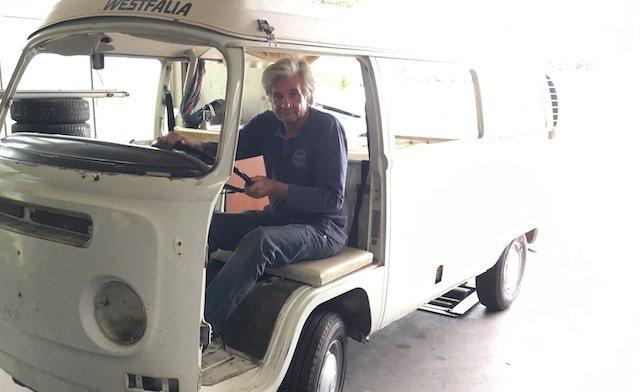 Probefahrt mit dem VW Bus Beratung Bus Checker