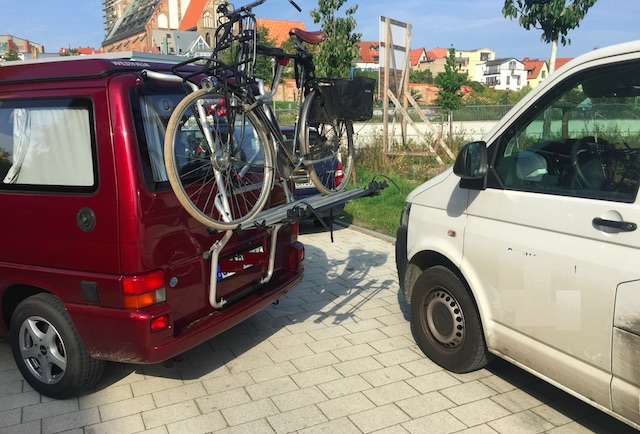 Rückfahrkamera im VW Bus einbaun Tipps vom BusChecker