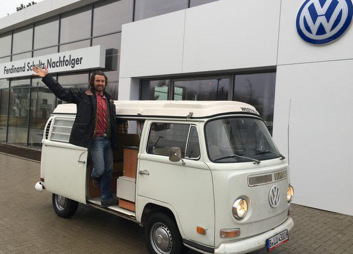 T2a erste Serie VW Bus T2 VW Bus Berater Enrico Nagy